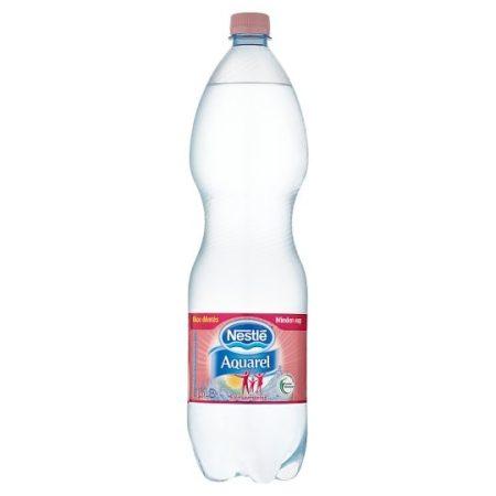 Aquarel Nestle mentes víz PET      1.5 L