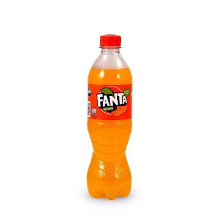 Fanta Narancs PET                   0.50