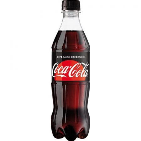 Coca-Zero PET                       0.50
