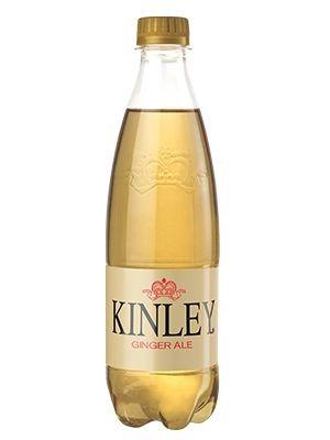 Kinley Gyömbér PET                  0.50