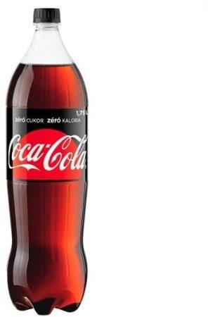 Coca-Zero PET                     1.25 L