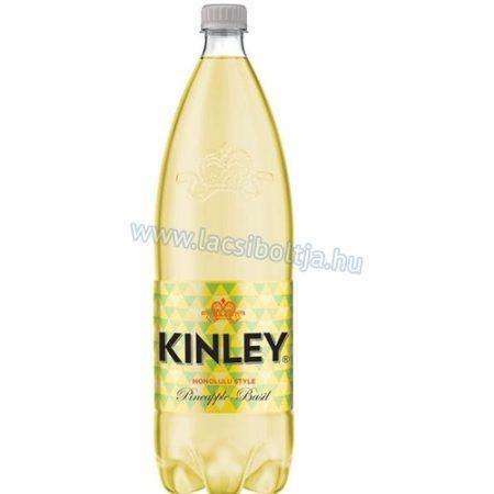 Kinley Ananász Bazsalikom     PET 1.50 L
