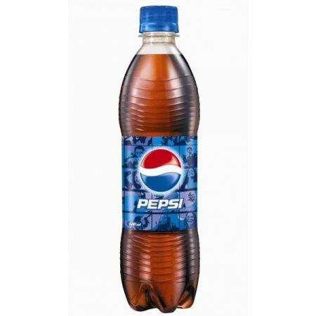 Pepsi PET                           0.50