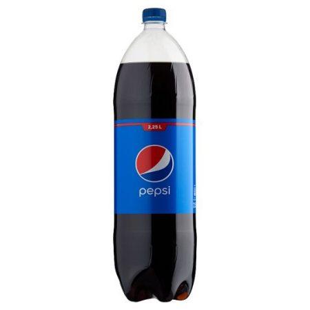 Pepsi Cola                      PET 2.25