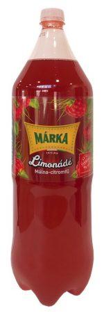 Márka Málna-Citomfű Limonádé         2 L