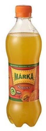 Márka Narancs PET                   0.50