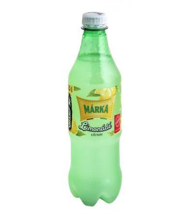 Márka Citrom   Limonádé PET         0.50