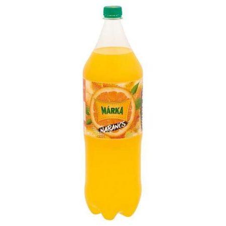 Márka Narancs PET                    2 L
