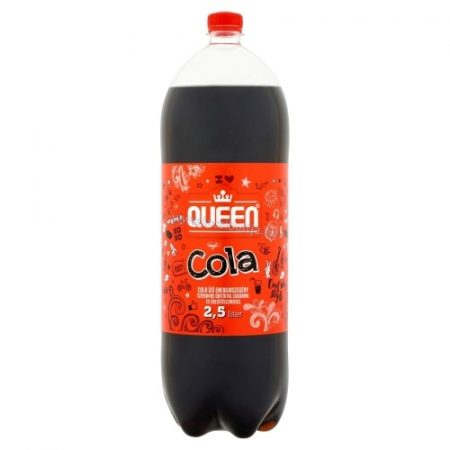 Queen Cola PET                     2.5 L