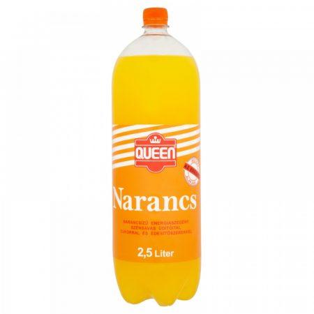 Queen Narancs PET                  2.5 L