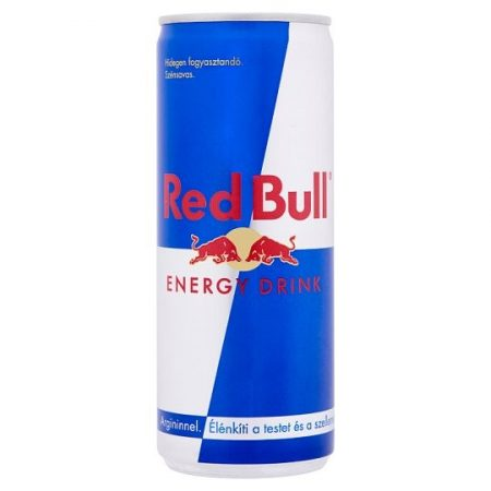 Red Bull Energiaital dobozos      250 ml