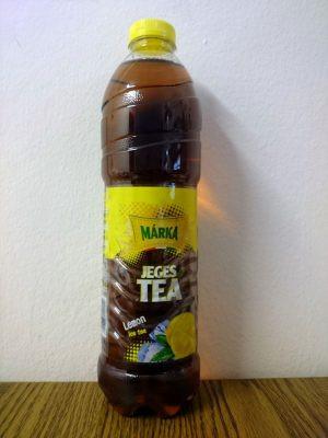Márka Ice Tea Citromos          PET 1.50