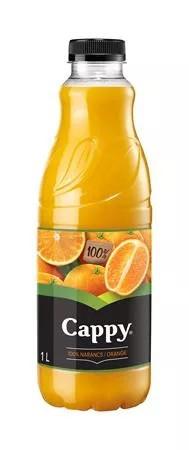 Cappy Narancs 100%               PET 1 L