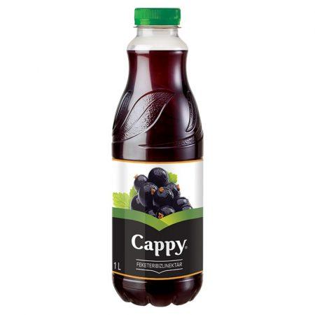 Cappy feketeribizli 25%          PET 1 L
