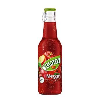 Top-Joy meggy-alma üveges           0.25
