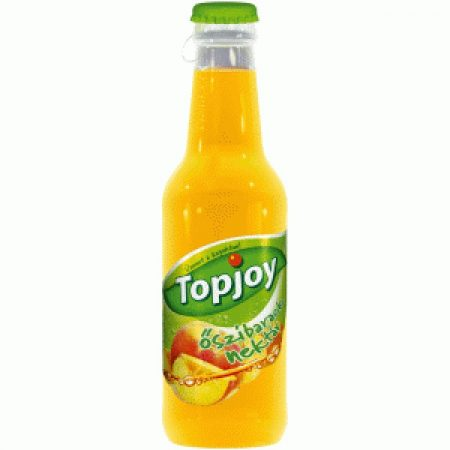 Top-Joy őszibarack 50% üveges       0.25