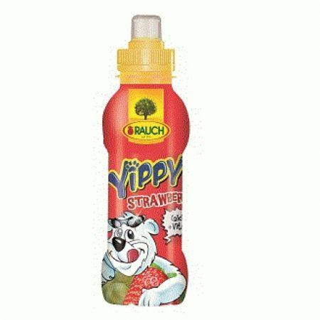 Yippy Strawberry PET                0.33