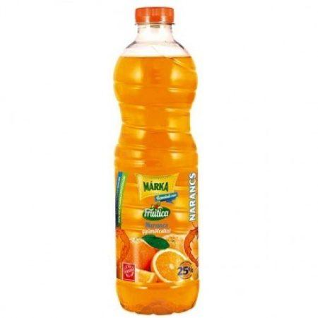 Márka 25% ros. Narancs          PET 1.50