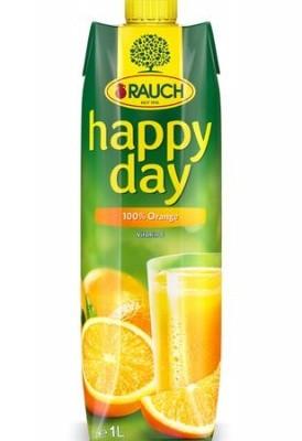 Happy Day Narancs 100%               1 L