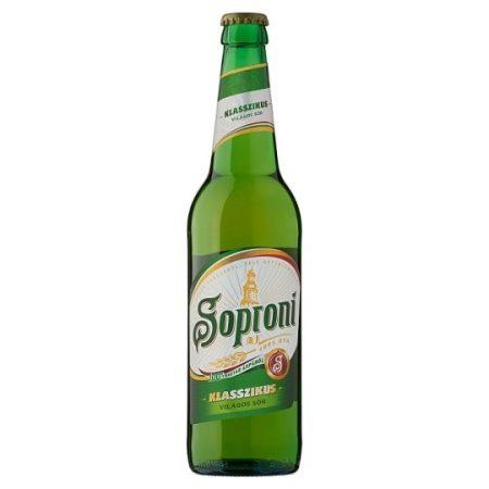 Soproni                             0.50