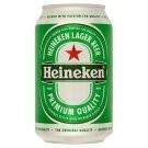 Heineken dob. 0.33                  0.33