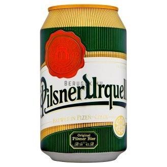 Pilsner Urqell                 dob. 0.33