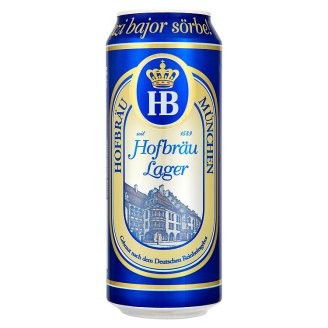 HB Lager dobozos                    0.50