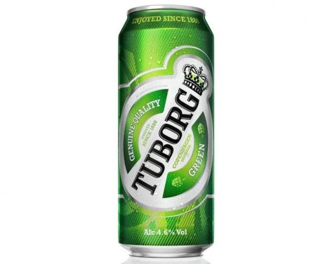 Tuborg Green dobozos                0.50