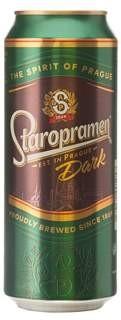 Staropramen Dark 4.4%           DOB 0.50