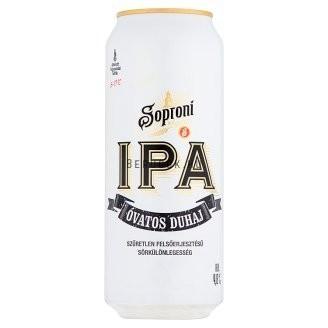 IPA Soproni Ovatos Duhaj dob.       0.50