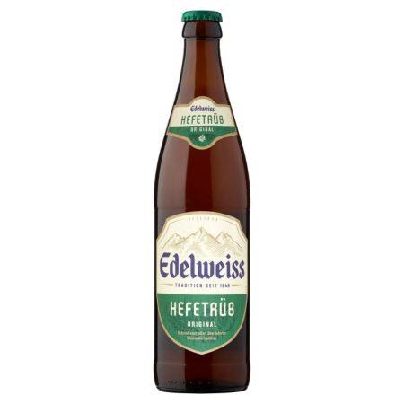 Edelweiss Heffetrüb szüretlen buza  0.50