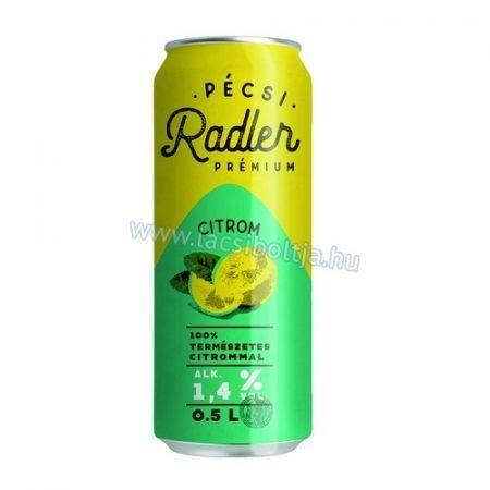 Radler Lemon Dobozos                0.50