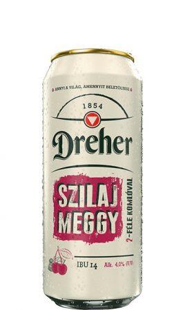 Dreher Szilaj Meggy             dob 0.5L