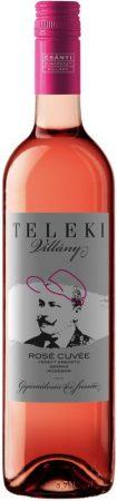Teleki Villányi Rosé Cuvée          0.75