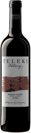 Teleki Villányi Pinot Noir          0.75
