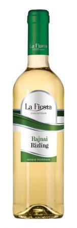 La Fiesta Rajnai Rizling sz.        0.75