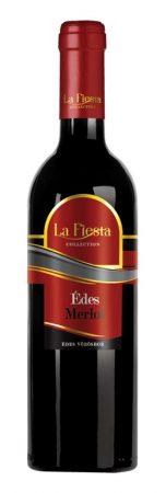 La Fiesta Merlot édes               0.75