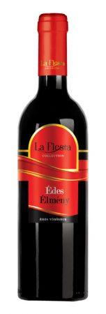 La Fiesta Édes Élmény vörös         0.75