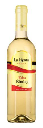 La Fiesta Édes élmény fehér         0.75