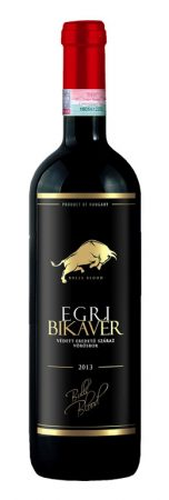Egri Bikavér GrapeV. Új. Pirosnyak  0.75