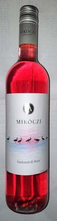 Mikóczi Szekszárdi Kékfrankos_Rose  0.75
