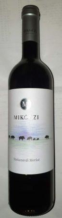 Mikóczi Szekszárdi Merlot           0.75