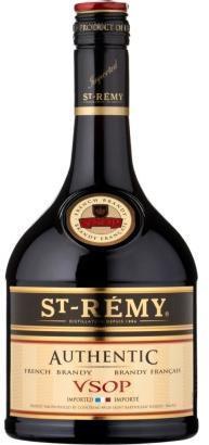 St. Rémy francia brandy             0.70