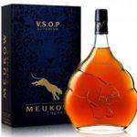 Meukov Cognac 40 % pdd VSOP         0.70