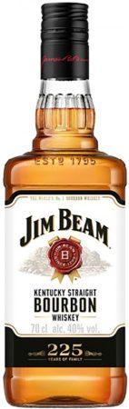 Jim Beam Bourbon Whiskey            0.70