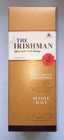 Irishman Single Malt PDD 40%        0.70