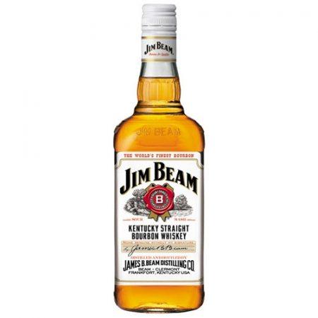 Jim Beam Bourbon Whiskey  AKCIÓ!!!   1 L