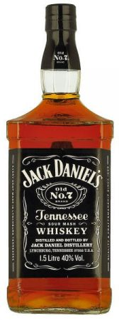 Jack Daniel's Tennessee Whiskey     1.5L