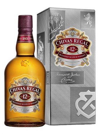 Chivas Regal                         1 L