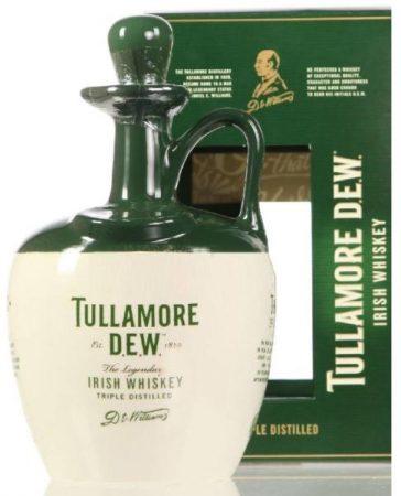 Tullamore Dew Ír Whiskey Kancsóban  0.70